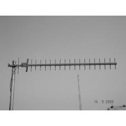 Supertehokas suunta-antenni 800/900MHz