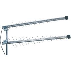 Iskra P58 tehokas antennipaketti, MIMO, 600-2800MHz, 2x11dBi, 10M