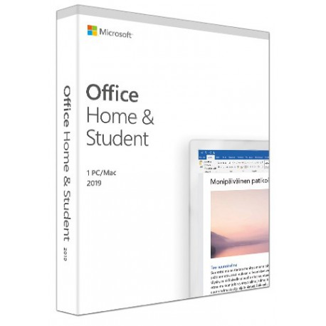OFFICE HOME & STUDENT 2019 (ONLINE DOWNLOAD)